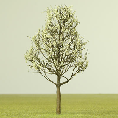 Model Ornamental pear tree