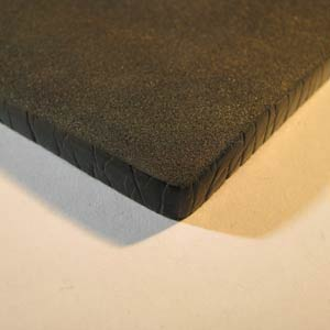 Black Plastazote foam
