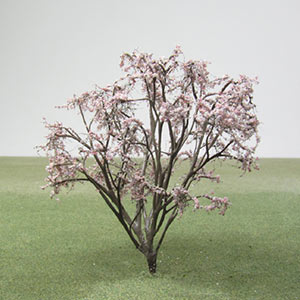 Model Athel trees