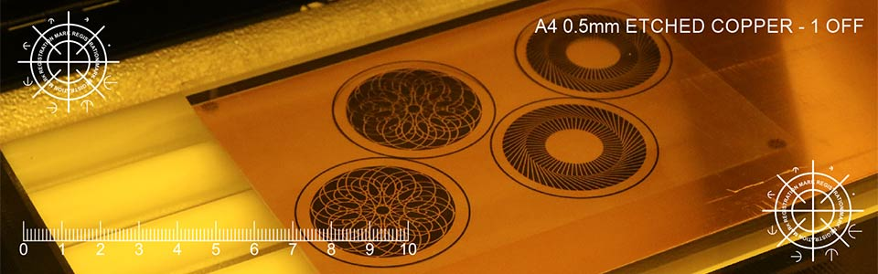 Copper etching service