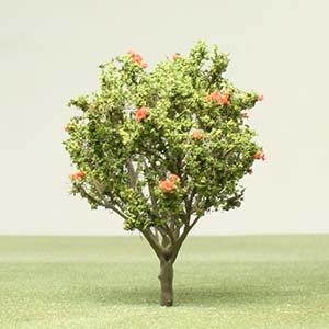 Model fruit tree