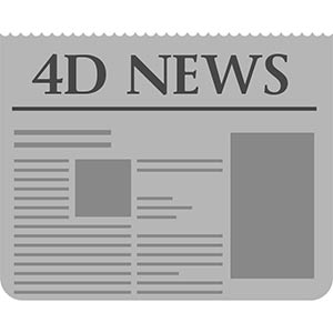 News from 4D modelshop