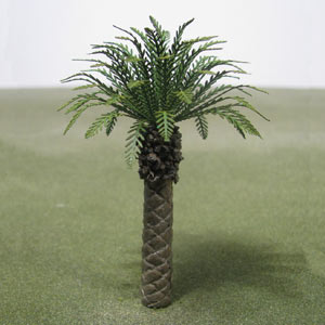 Palm species model trees