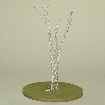 Schematic tree for an architectural model