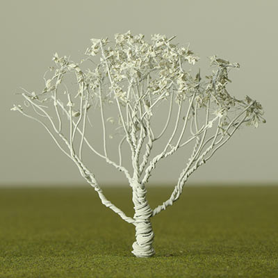 30mm twisted wire tree