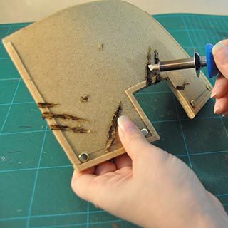 Working with worbla